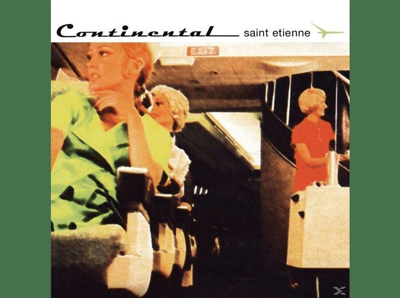 Saint Etienne - Continental [LP + Download]
