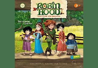Robin Hood-schlitzohr Von Sherwood - (12)Hörspiel z.TV-Serie-Der Geheime Garten  - (CD)