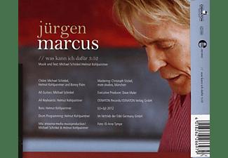 Jürgen Marcus - Was kann ich dafür  - (CD)