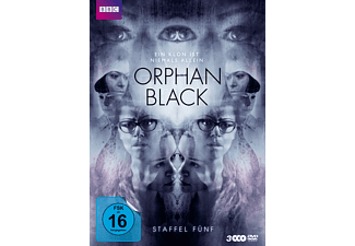 Orphan Black - Staffel 5 DVD