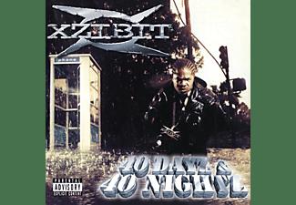 Xzibit - 40 Dayz & 40 Nightz  - (CD)