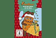 DURCH DEN ADVENT MIT DER MAUS [DVD]