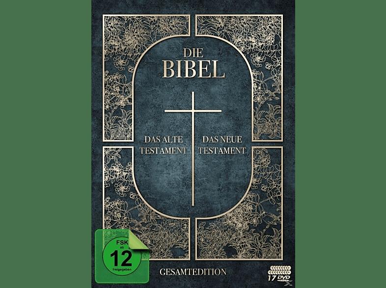 Die Bibel - Gesamtedition: Das Alte Testament / Das Neue Testament [DVD]