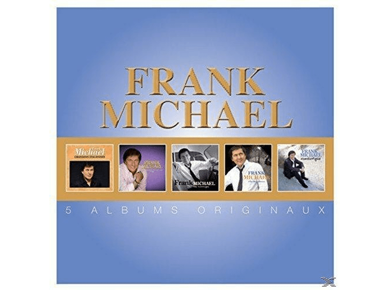 Frank Michael - Coffret 5CD [CD]