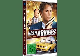 Nash Bridges - Staffel 3 (Folge 32-54) DVD