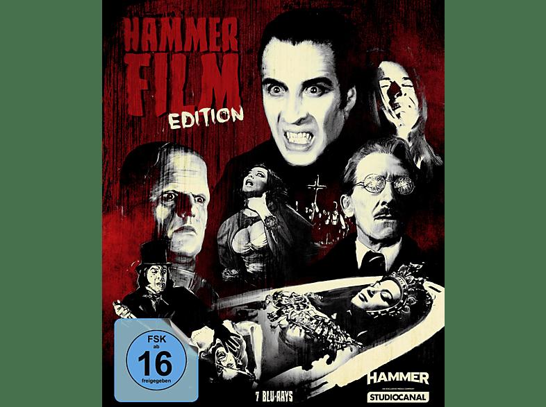 Hammer Film Edition [Blu-ray]