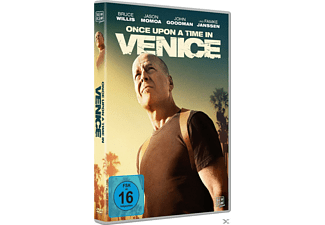 Once Upon a Time in Venice DVD
