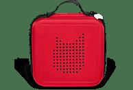 BOXINE Tonies-Tasche Transporter Tasche, Rot