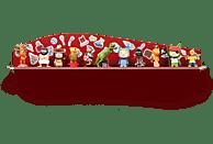BOXINE Tonies Tribüne Regal Regal, Rot
