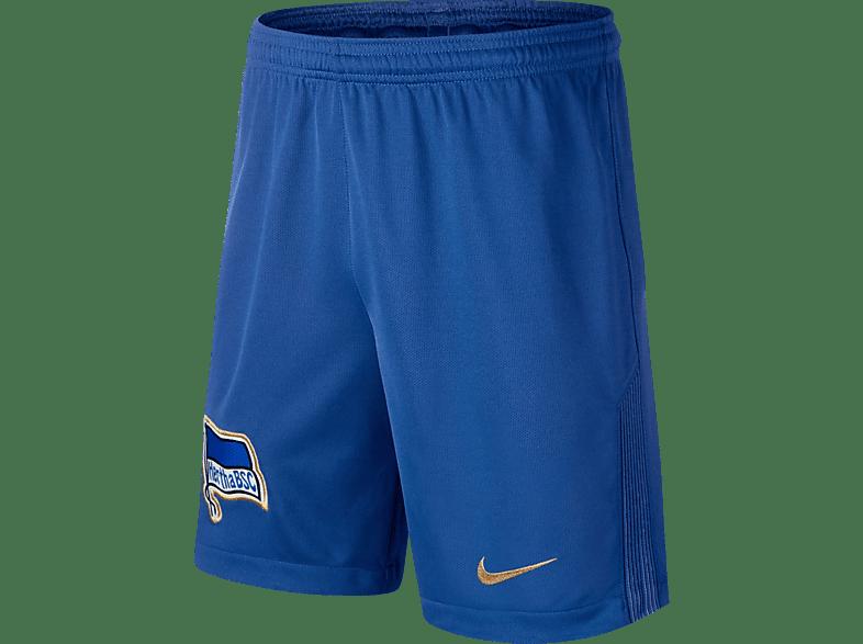 NIKE Hertha BSC Berlin Short, Blau/Gold