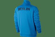 NIKE Hertha BSC Berlin Freizeitjacke, Blau