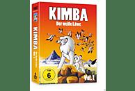 Kimba - Der weiße Löwe - Vol. 2 [Blu-ray]
