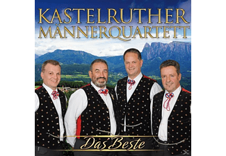 Kastelruther Männerquartett - Das Beste  - (CD)
