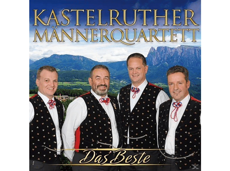 Kastelruther Männerquartett - Das Beste [CD]