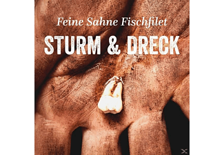 Feine Sahne Fischfilet - Sturm & Dreck (+Booklet/Download) - (LP + Download)