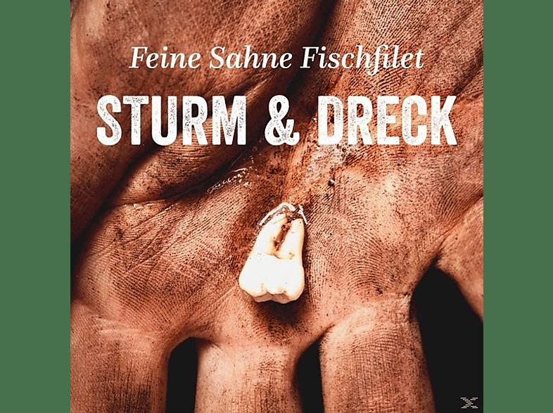 Feine Sahne Fischfilet - Sturm & Dreck [CD]