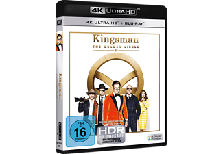 Kingsman - The Golden Circle 4K Ultra HD Blu-ray + Blu-ray