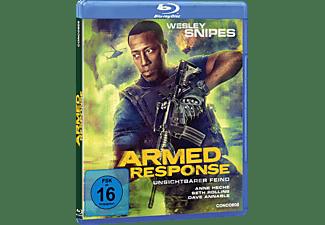 Armed Response - Unsichtbarer Feind Blu-ray