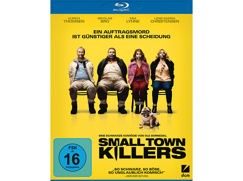 Small Town Killers [Blu-ray]