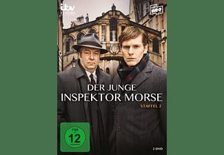 DER JUNGE INSPEKTOR MORSE 2.STAFFEL DVD