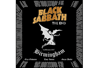 Black Sabbath - The End [DVD + CD]