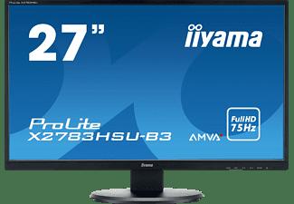 IIYAMA ProLite X2783HSU-B3 27 Zoll Full-HD Monitor (4 ms Reaktionszeit, 75 Hz)