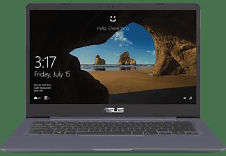 ASUS S406UA-BM013T, Notebook mit 14 Zoll Display, Intel® Core™ i5 Prozessor, 8 GB RAM, 256 GB SSD, UHD-Grafik 620, Starry Grey
