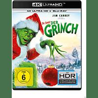 Der Grinch, Weihnachten [4K Ultra HD Blu-ray + Blu-ray]