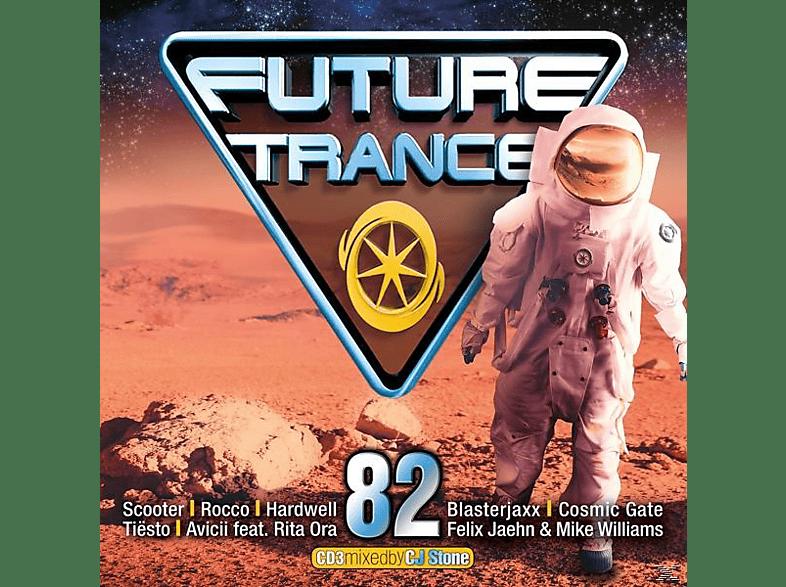 VARIOUS - Future Trance 82 [CD]