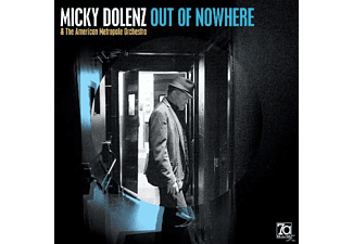 Mickey & Orchestra Dolenz - Out Of Nowhere  - (Vinyl)