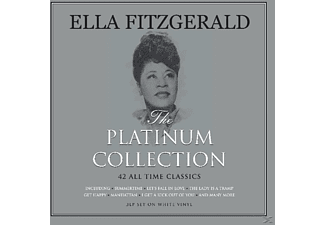 Ella Fitzgerald - Platinum Collection  - (Vinyl)