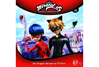 Miraculous - (1)Original Hörspiel z.TV-Serie-Stürmisches Wetter - (CD)