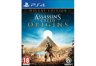 UBISOFT Assassins Creed Origins Deluxe Edition PS4
