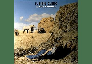 Julien Clerc - Album Julien Clerc 2017  - (LP + Bonus-CD)