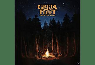 Greta van Fleet - From the Fires  - (CD)