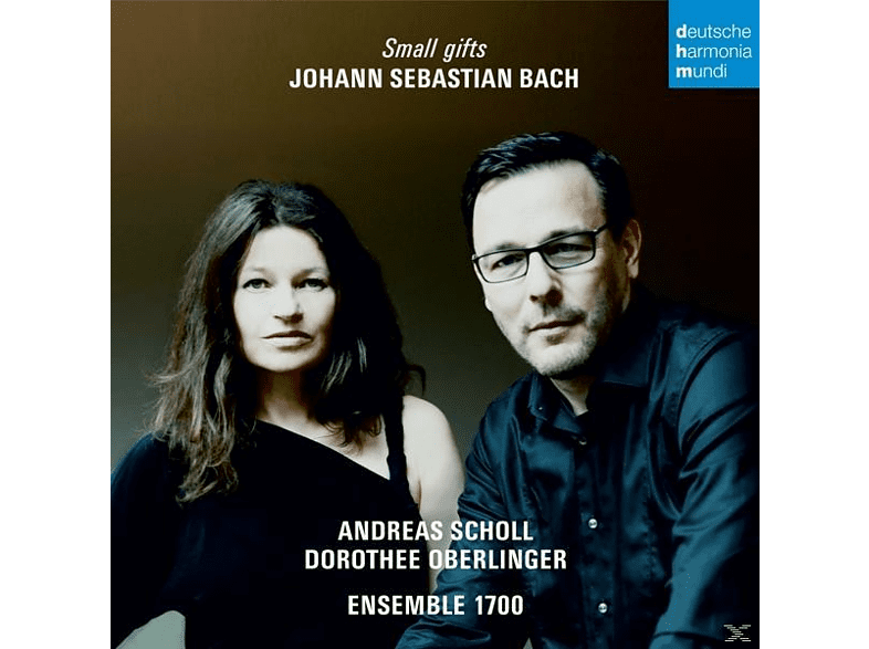 Dorothee Oberlinger, Andreas Scholl - Bach-Small Gifts [CD]