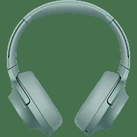 SONY h.ear on 2 WH-H900N, Over-ear Kopfhörer Bluetooth Grün
