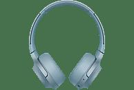 SONY WH-H 800, Over-ear Kopfhörer Bluetooth Blau