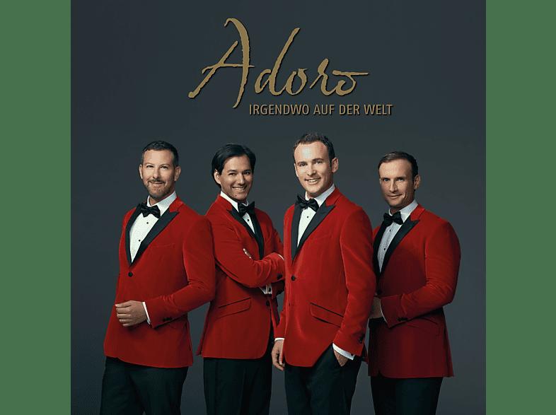 Adoro - IRGENDWO AUF DER WELT [CD]
