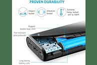 ANKER PowerCore Powerbank mit Qualcomm Quick Charge 3.0 20000 mAh Schwarz