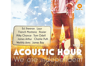 VARIOUS - Acoustic Hour,Vol.3  - (CD)