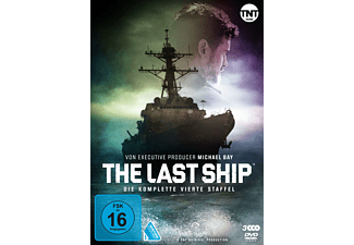 The Last Ship - Staffel 4 - (DVD)