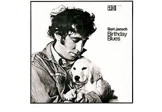 Bert Jansch - Birthday Blues (Vinyl LP (nagylemez))