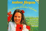 Andrea Jürgens - Andrea Jürgens singt die schönsten deutschen Volks [CD]