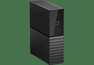 Disco duro externo 4 TB - WD My Book, Sobremesa, Compatible Mac, Protección con Contraseña, WD Backup, Negro