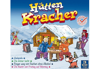 VARIOUS - Hüttenkracher  - (CD)