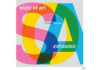 State Of The Art - The Dreams Factory Expanded  - (CD)