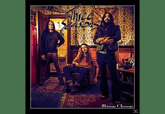 Three Seasons - Things Change  - (CD)