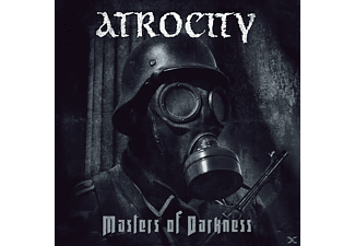 "Atrocity - Masters Of Darkness (2-Track 7"" Vinyl Single)  - (Vinyl)"