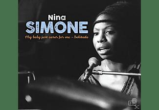 Nina Simone - Nina Simone-La Voix Des Geants  - (CD)